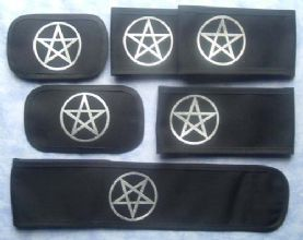 Pentacle Armbands